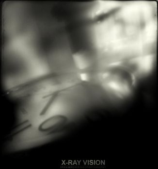 X-RAY VISION by ohyouhandsomeDevil