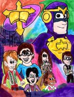 Bibleman and the Bibleman Kids by SonicClone