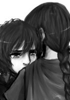 Didn't Feel Like Pulling Away. For Once. by Isacax