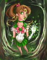 Sailor Jupiter by i-am-MOKEY