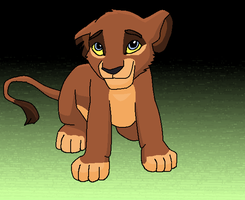 Lion King OC by deidarasgirl795