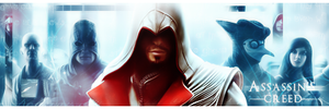 Assassin's Creed - Brotherhood by LilSaintJA