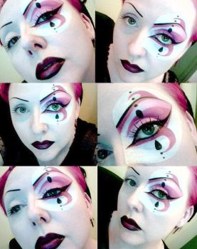 Harlequin by BeccyBex