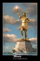 The Rhodes Colossus by LaHorde