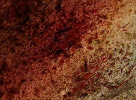 rusted blood by Snowys-stock