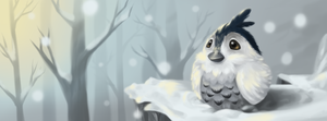 Spiral Knights - Winter Snipe by snowcube94