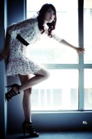 by the window by Rlew