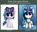 Draw This Again: Vinyl (2012-2015) by Chiramii-chan