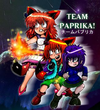 Team Paprika by TomoDX5