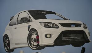 Ford Focus RS by Piotr04