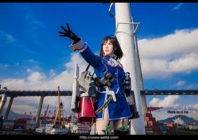 Kancolle Takao Cosplay 09 by eefai