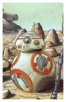 BB8 Detail by Nick-OG