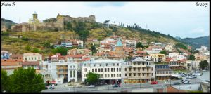 Old Tbilisi by hatoola13