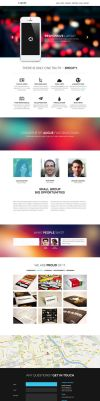 Specify - One Page PSD Template by DarkStaLkeRR