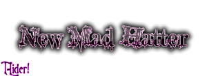 New Mad Hatter logo by t-lider