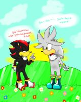 Shadilver--You're Such a Meanie! by PercyJacksonRules123