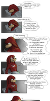 Quest for Knuckles by BUGHS-22