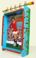 Childhood Hero-Georgie Best-2 by gibsart