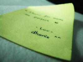 Love Letter To Me by noobieku