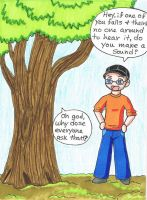Tree whisperer by T-h-a-e-r