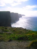 Cliffs of Moher I by morlockiness