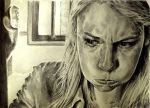 Carrie Mathison by krio0ut