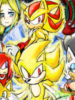 Sonic Adventure 2 by JetTaco