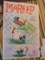 Mareep by cral7616us