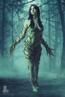 Lady of the Forest by Dahlia-Thomas