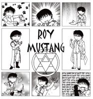 Roy Mustang Chibis by YoshimiJoy