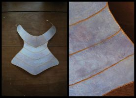 Padme necklace by Blueloth