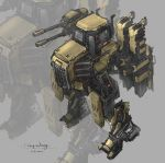 construction mech by ProgV