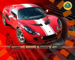 LOTUS Elise wallpaper by nailgungfx