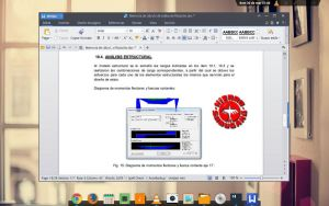 Kingston Office editor texto eLementary Os Luna by sumarilibre