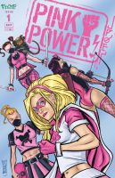 PINK POWER 1 cover by Joe Eisma by HCMP