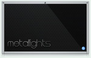 Metal Lights Wallpaper by ToffeeNut