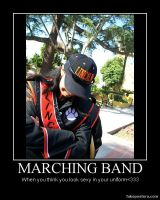 Marching Band equals SEXY by DigiOrchid