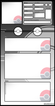 PKMN Bio Template by TamarinFrog