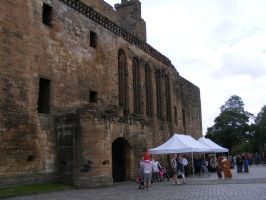 Linlithgow Palace 02 by Axy-stock