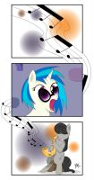 Octavia Bebop Melody by Pony4Koma