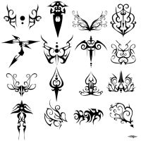 Some Tattoo Design again... by MPtribe