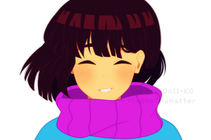 Frisk Warm-Up by MadAsThyHatter