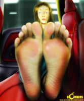 Wiggle Your Big Toe... by Sir-Bombers