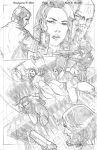 avengers x men pencils sample 3 by benttibisson