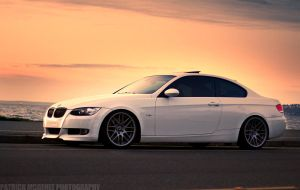 BMW Sunset by projektPM