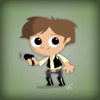 Han Solo - Blair Style by stuf123