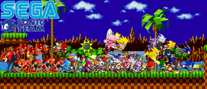 sonic channel runin crew by mastersonicsay