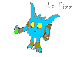 Pop Fizz by Taruthekoopa