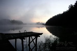 The Lake and the Fog by Rynvord