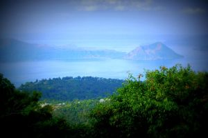 Mount Taal by a2nnyka
